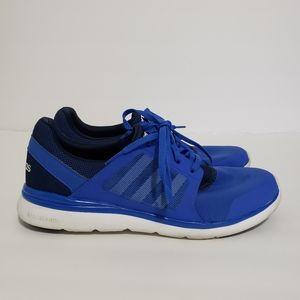 Adidas Women's Cloudfoam Blue Running Size 9